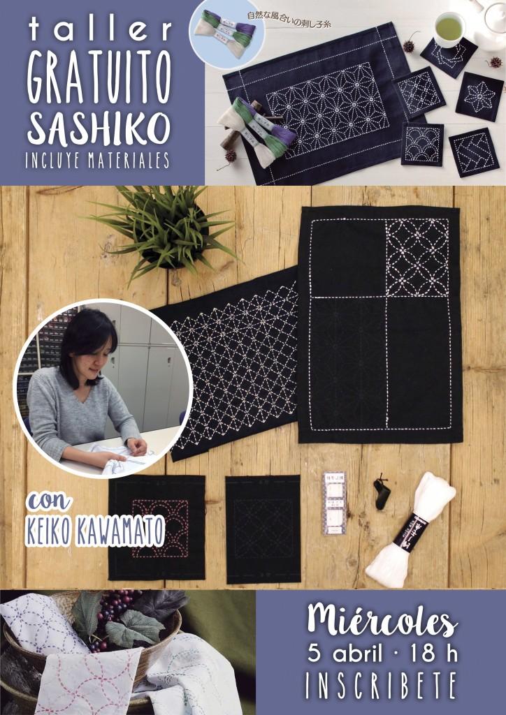 cartel sashiko gratis_internet